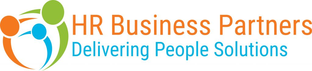 HR Business Partners Logo with text