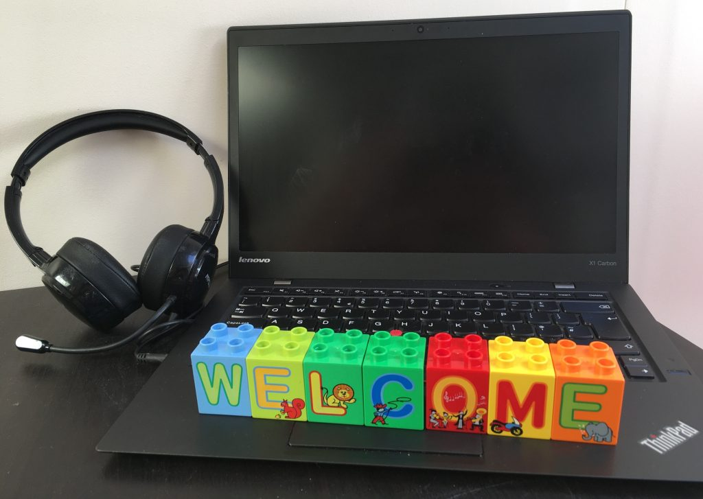 how to welcome a new remote employee